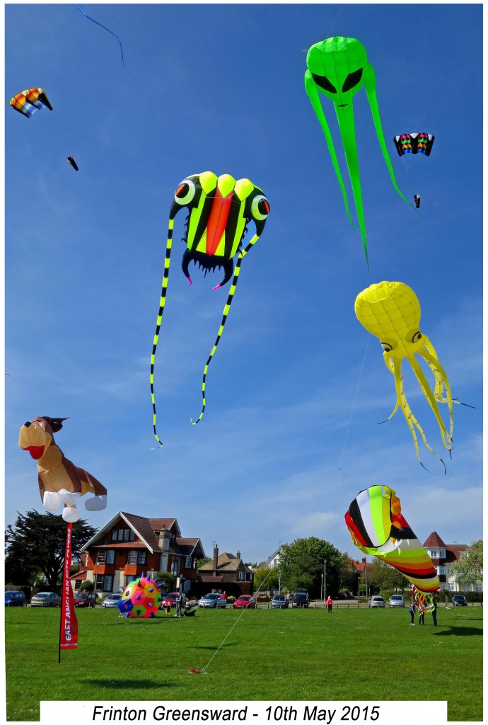 East Anglian Kite Flyers